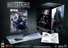 Star Wars Battlefront - Fake Darth Vader Collector's Edition PC