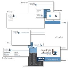 Boutique Law Firm Needs Powerful Letterhead Design | Design ...