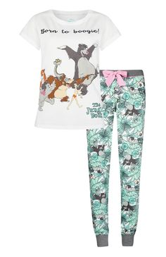 *PRIMARK || 'Jungle Book' pyjama set | Conjunto pijama 'Jungle Book'
