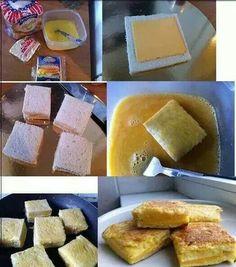 Roti grg keju