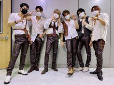 Jooheon, Hyungwon, Yoo Kihyun, Shownu, Minhyuk, Fluffy Puppies, Monsta X Wonho, Fandom, Starship Entertainment