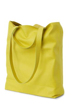 Weekday image 3 of Sweet Leather Tote in Yellow