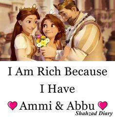 ammi abbu am nothing