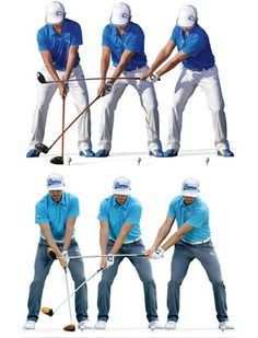 Today I have another great article by Jeff Richmond that explains the Hybrid Golf Swing Plane he advocates and teaches. The Hybrid Golf Golf Basics, Golf Chipping Tips, Golf Tips Driving, Rickie Fowler, Used Golf Clubs, Golf Putting Tips, Golf Club Sets, Golf Instruction, Golf Exercises