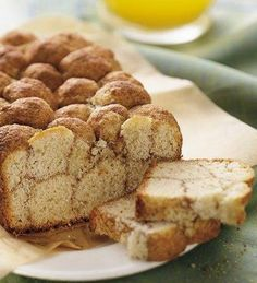 Everybody loves monkey bread. And when it's smothered in cinnamon and sugar? They love it even more! Use Bisquick to make this recipe even easier; there's only 10 minutes of prep involved, and everything's ready in less than an hour, start to finish. Feel free to add your favorite glaze on top!