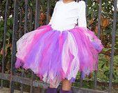 Super Fluffy Pink and Purple TuTu
