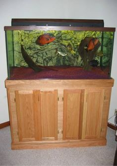 Aquarium Stand Plans Fish Tank
