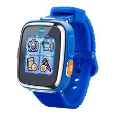 Vtech, Reloj inteligente con cable USB (azul)
