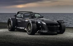 Donkervoort Just Murdered Out The D8 GTO