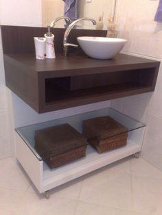 Paviani Móveis Planejados Sob Medida - Banheiros