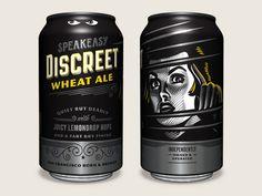Speakeasy Discreet Wheat Cans