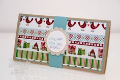_DSC8908 Stampin Up Weihnachten Christmas Giftcard Geschenkkarte Winterzeit Warten aufs Christkind No Peeking Glitzerpapier Make a Mitten  _