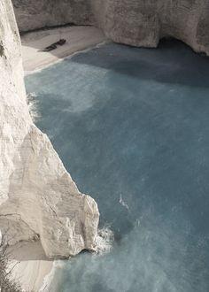 a secret little beach