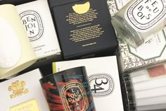 Candle obsessed. Diptyque, Cire Trudon, Creed, Laduree, etc. | www.necessarynothings.com