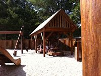 Prince William County Moms: Playgrounds: Fantasy Playground in Lake Ridge Lake Ridge, Prince William County, Playgrounds, Cabin, Fantasy, House Styles, Home, Cabins, Ad Home