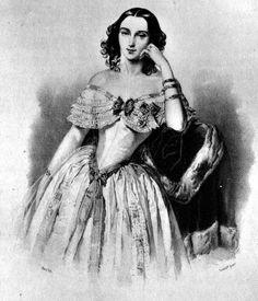 Anna Arbuzova.jpg - Anna A. Strukov, nee Arbuzov (1820-1882)