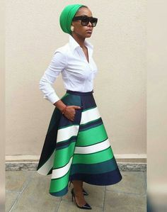 African Shirts, African Print Dresses, African Print Fashion, African Fashion Dresses, African Dress, African Traditional Dresses, Traditional Outfits, Traditional Wedding, African Attire