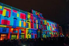 Photos from Lyon Festival of Light Lyon, Festival Lights, Times Square, Cities, Street, Photos, Travel, Viajes, Trips