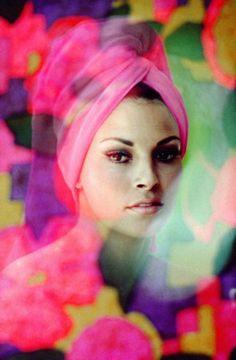 Raquel Welch, 1960s.