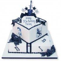 Cakes for Him from London's Delicious & Fresh Cake Maker. Elvis Birthday Party, Birthday Cakes For Men, Happy 50th Birthday, Birthday Celebration, Affordable Wedding Invitations, Wedding Invitation Envelopes, Elvis Cakes, 8th Wedding Anniversary Gift, Dad Cake