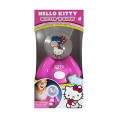 Hello Kitty Glitter 'N Glow Night Light