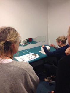 #TSafe team aanwezig op SAN #IUD training voor verlosk. te Emmeloord. Enthousiaste dames & leuke training!