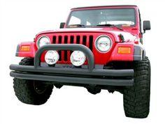 1997-2006 Jeep Wrangler (tj) Bumper Olympic 4x4 Products Jeep Bumper 372-124 97 98 99 00 01 02 03 04 05 06