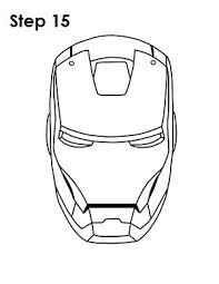 how to draw avengers characters step by step