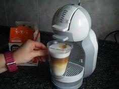 nescafe dolce gusto latte macchiato hecho con la nueva nescafe dolce gus...