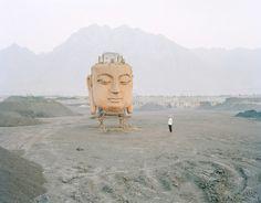 """Fotografia da série """"The Yellow River"""", de Zhang Kechun. Veja mais em http://www.jornaldafotografia.com.br/noticias/fotografias-da-china-e-fotografos-chineses-para-celebrar-o-ano-novo-chines/"""
