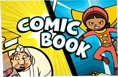 This is another resource I found to help students develop their vocabulary range. It must be noted, however, that some of the games on these site are not very educational. The games I enjoyed were Face-Off, Comic Strip Capers and Power Words. I think this would be a good resource to start a unit on creating your own comic strip. This would be a great way to encourage students to make their writing more creative/captivating.