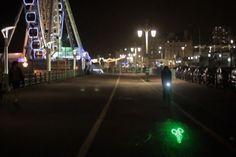 Blaze Bike Laserlight