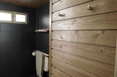 SIPARILA Wall: Sauna panel STS 15x95, Tone: light brown Spa Rooms, Door Handles, Architecture, Wood, Outdoor Decor, Inspiration, Design, Bathrooms, Home Decor