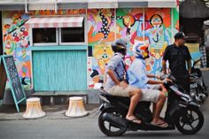 Bali Trip 2.0   Sea Circus - Coffee Den, Seminyak, Bali – Travel – Espresso Melbourne