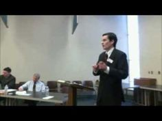 ▶ Convention of States Admit Article V Application not Limited. - YouTube