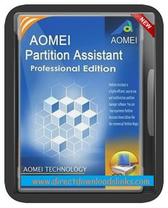 AOMEI Partition Assistant Professional v5.6 incl Serial (Direct Download) - Direct Download Link