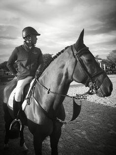 Olympian Taizo Sugitani riding Dakota VDL for Hyperion Stud