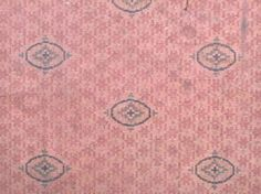 printed linoleum from an Australian house Australian Homes, Museum Collection, Victorian, Printed, Antiques, House, Antiquities, Antique, Home