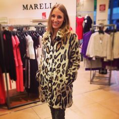Pelliccia - Emporio Armani - Pellizzari - Orio Shopping Center - tendenza moda inverno 2014-15