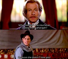 "moulin rouge. I went ""oh snap"" at this part. Haha"