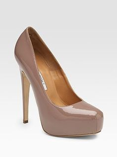 Brian Atwood. He's my favorite shoe designer.