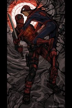 This is a place for stuff (Search results for: spideypool)