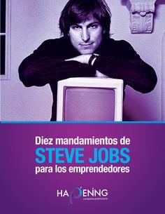 Steve Jobs, consejos, tips, emprendimiento