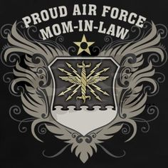 I am an Air Force Mom AND an Air Force Mom in Law....my heart bursts of pride for my boys
