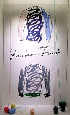 maison TOMORROWLAND ART FRAME 「masion tricot」 07.24.Wed.~