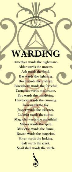 Warding