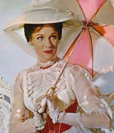 mary poppins julie andrews disney classic