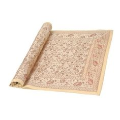 Amazon.com - Table Runners of Handloom Natural Brocades From India 45 X 13 Inches
