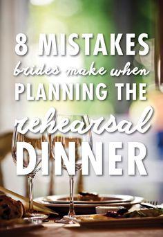 12 Cheap Rehearsal Dinner Ideas  Rehearsal dinner ideas  Pinterest  Idea plans Rehearsal