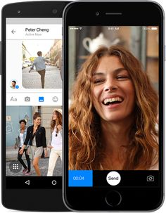 Instantly reach the people in your life—for free. Messenger is just like texting, but you don't have to pay for every message (it works with your data plan). Facebook Messenger, For Facebook, Hairstyles, Sign, App, Free, Lace, Haircuts, Hairdos
